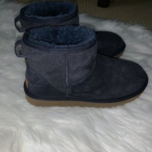 Cute blue UGG mini!Comes with original box!
